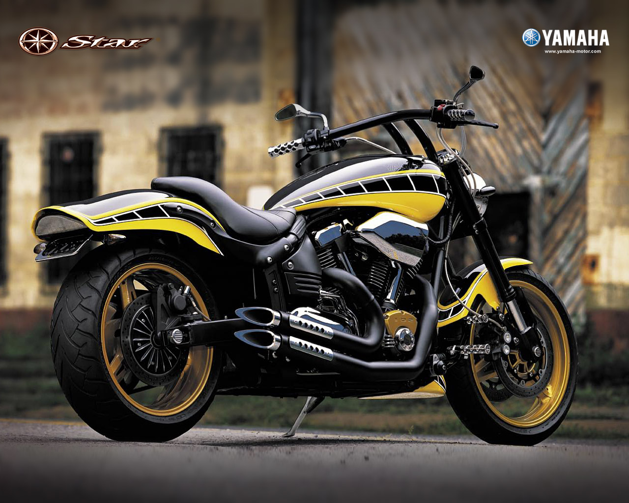 Legend 39 s 50th anniversary warrior road star warrior for Yamaha road motorcycles